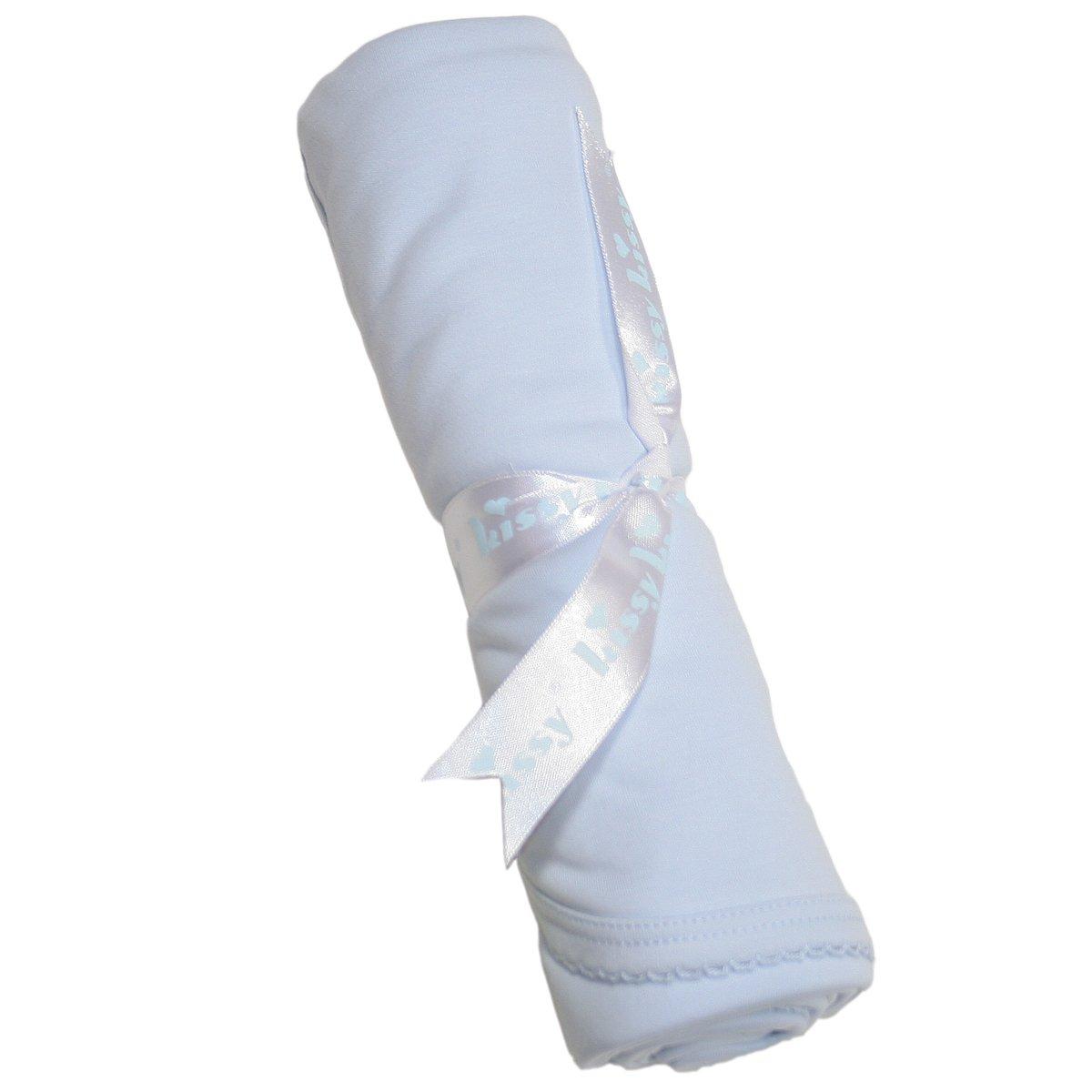 Basic Blanket Kissy Kissy Blue-One Size