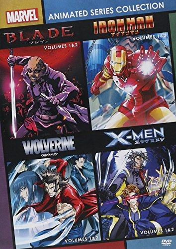 Marvel Animated Series Collection