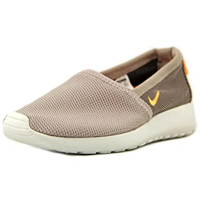 1cba36b59038c nike womens rosherun slip trainers 579826 004 sneakers shoes (uk 9 us 11.5  eu 44