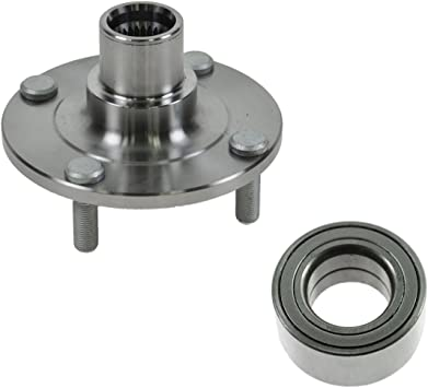 Front Wheel Hub /& Bearing LF RF for 00-06 Nissan Sentra 2.5L SE SE-R SPEC-V