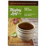 Mighty Leaf - White Tea White Orchard - 15 Tea Bags (1.32 oz / 37.5 g)