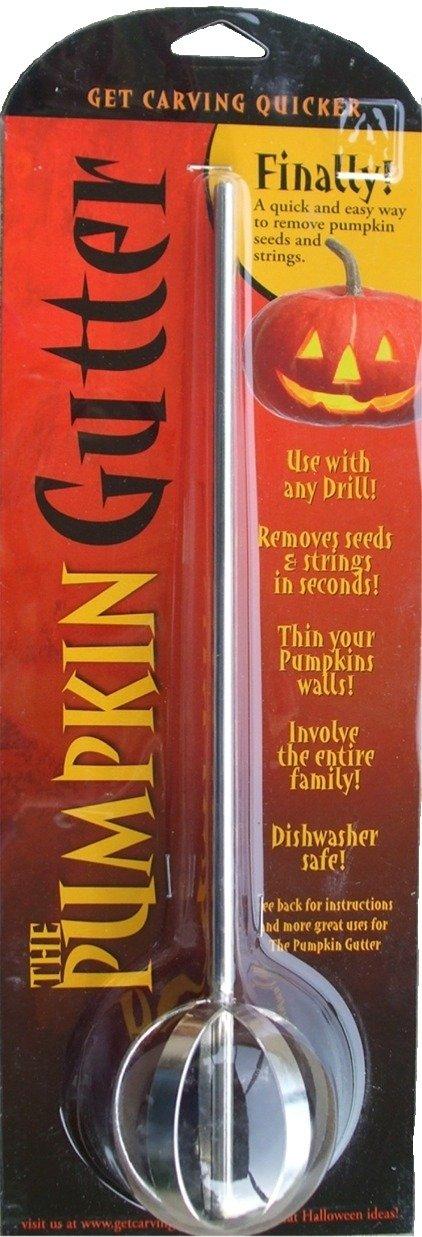Dakota Products PG001 Pumpkin Gutter & Carving Tool by Dakota Products, LLC