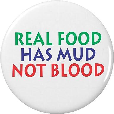 Amazon.com: Real de alimentos tiene barro no sangre 2.25 ...