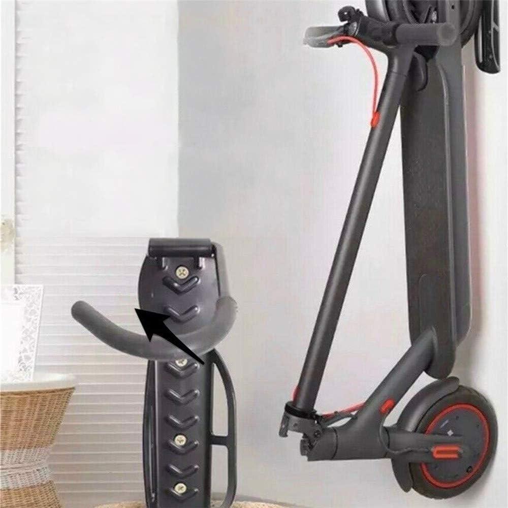 Accessoires de Scooter /électrique pour Rack Suspendu Fixe pour v/élo pour M365 M365 Pro//Ninebot ES1 ES2 XQK Support Mural pour Scooter