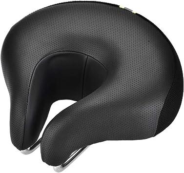 Wallfire Asiento de Bicicleta cómodo sillín ergonómico para ...