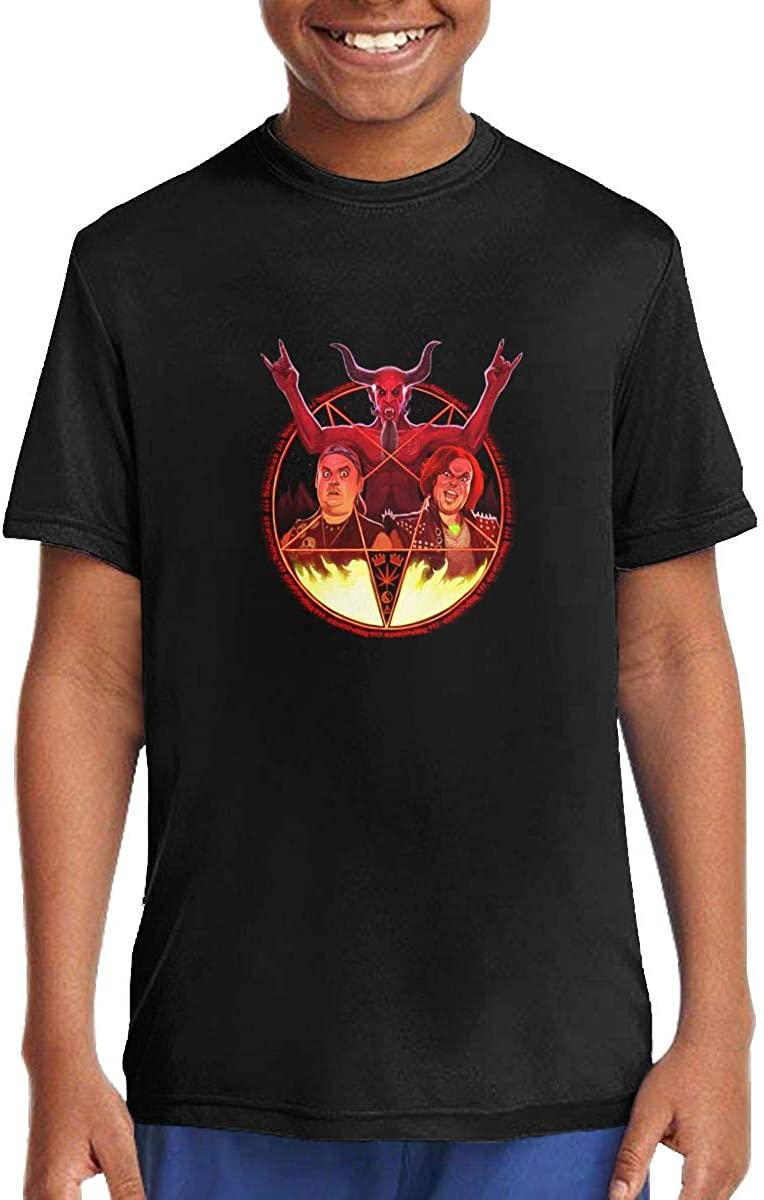 Mzjj0ZI0zz Tenacious D Boys Girls Short Sleeve Tee