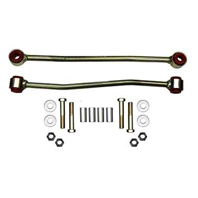 "Skyjacker (SBE404) Front 8""/Rear 4"" Sway Bar Extended End Link: Automotive"