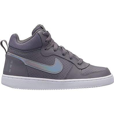 gs Sneakers Femme Court Nike Multicolore Borough Basses Mid xqtC4wa