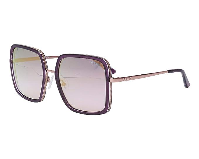 Guess - Gafas de sol - para mujer Morado Dunkel Lila ...