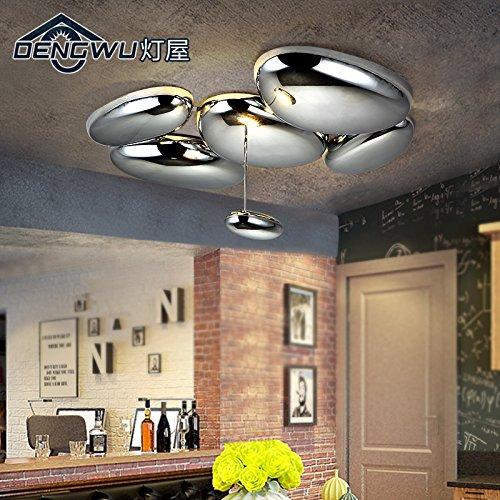 KHSKX Lámpara de techo,simples ideas salón dormitorio ...
