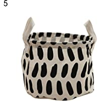 Daily Necessities Storage Fashion Toy Storage Box Laundry Desktop Basket Portable Stationery Organizer - 5#