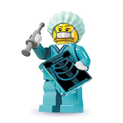 Lego Minifigures Series 6 - Surgeon: Toys & Games