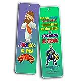 Jesus is My Superhero Bookmarks