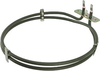 Spares2go elemento calefactor para Flavel Milano E50 E60 100 ...