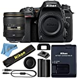 Nikon D7500 DSLR Camera With 18-140mm ED VR Lens - Includes Manufacturer Supplied Accessories (24-120mm Lens, Cloth Only)