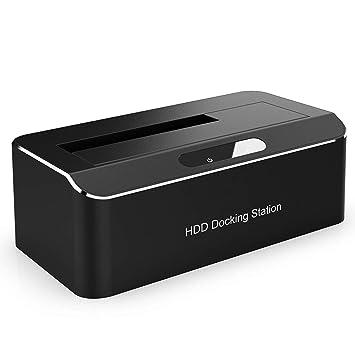 DDDD store Estación de Acoplamiento de Disco Duro USB 3.0 con ...