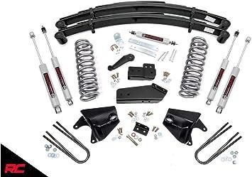 "1980-1996 Ford Bronco//F150 4WD Steel Rear 2.5/"" Lift Kit"