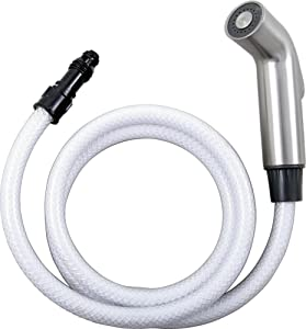 Delta RP60097SS Spray Hose and Diverter Assembly, Stainless