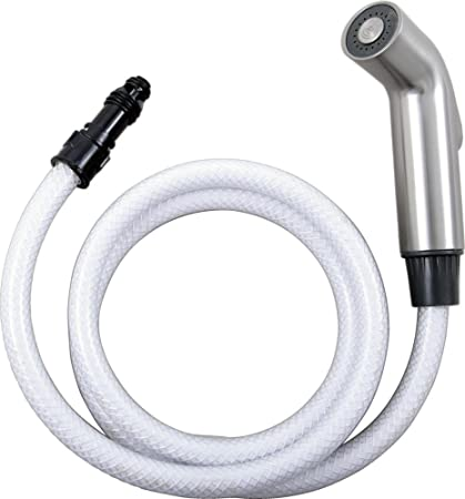 Awesome Delta Rp60097Ss Spray Hose And Diverter Assembly Stainless Interior Design Ideas Oxytryabchikinfo