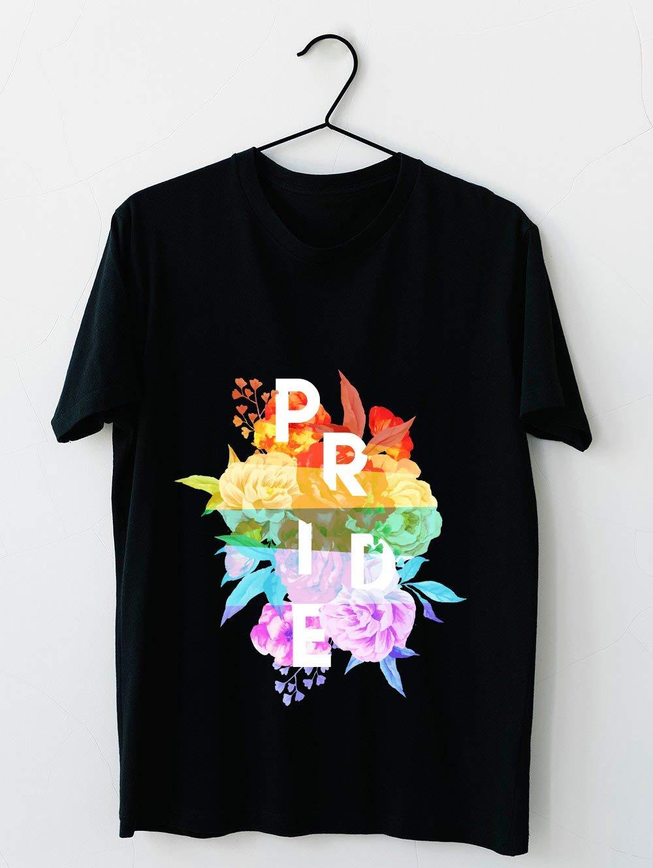 Floral Pride 31 T Shirt For Unisex