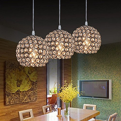 MAMEI™Ball Shape 3 Lights Modern Chandelier Pendant Light