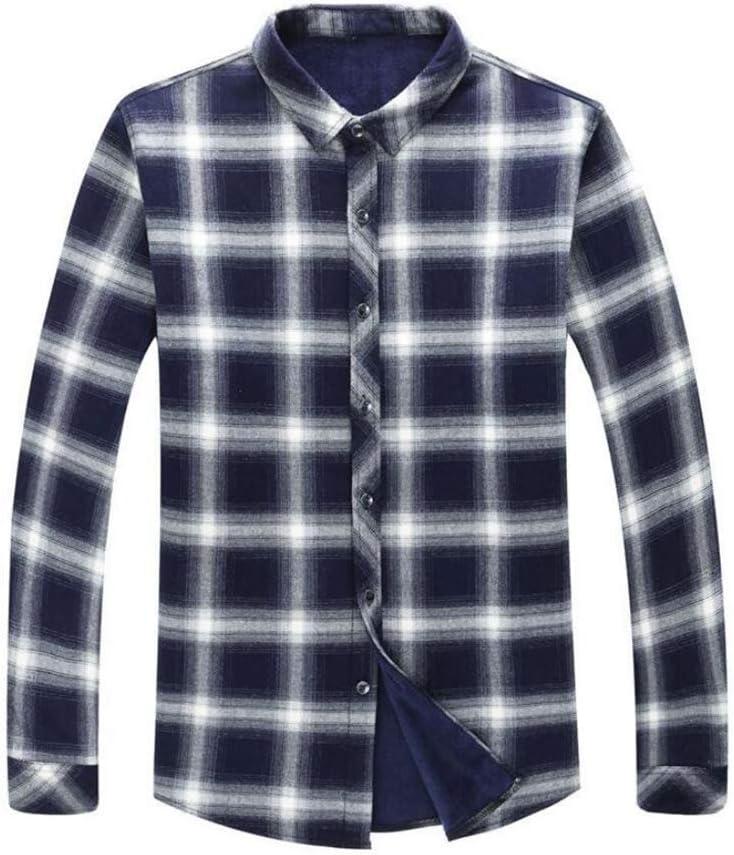 Camisa de Negocios para Hombres, Moda clásica, Invierno ...