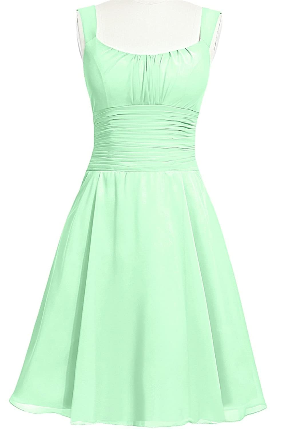 MittyDressesWomens Evening Homecoming Prom Party Cocktail Dress Size 26W US Mint