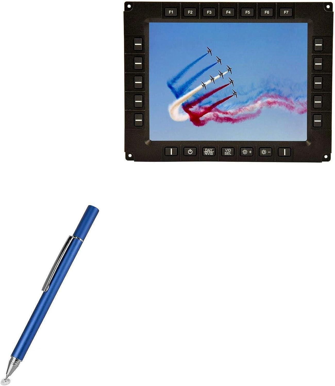 FineTouch Capacitive Stylus BoxWave Aydin Displays 8810 Stylus Pen Super Precise Stylus Pen for Aydin Displays 8810 Lunar Blue