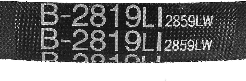 D/&D PowerDrive 457292R1 Case Ih Replacement Belt 0.62 Width 45 Length