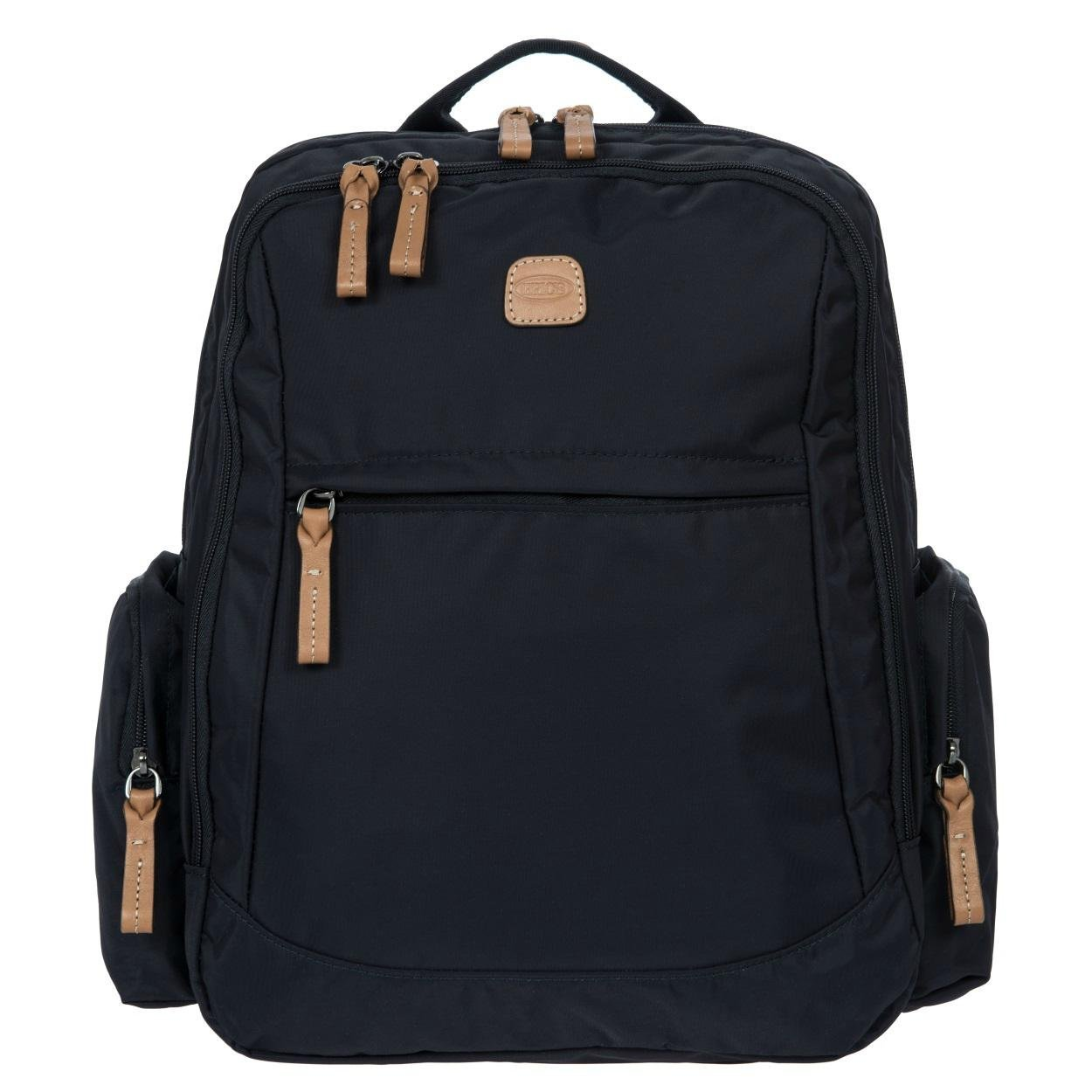 Bric's X-Bag/x-Travel 2.0 Nomad Laptop|Tablet Business Backpack, Black/Black, One Size by Bric's