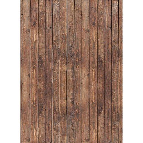 Wood Wall Room Roll -