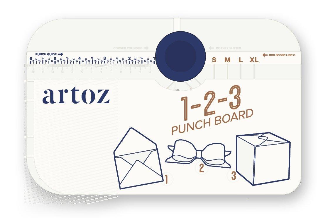 Stanz Brett I Stanz Brett la creazione di Proprio Buste maglie e scatole Artoz Smart Tool I 3/in 1