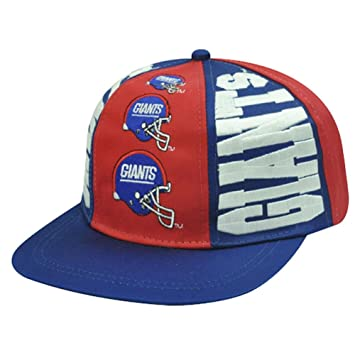 NFL New York Giants Old School Deadstock Vintage Drew Pearson Snapback Hat  Cap  Amazon.co.uk  Sports   Outdoors 80473630a
