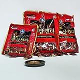 Korean Premium Red Ginseng HongSamin Candy (200gx3packs) 600g For Sale