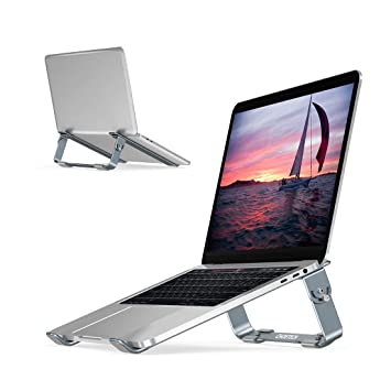 CHOETECH Soporte Portátil Laptop Stand Plegable Soporte para Portátil, PC, Ordenador, Notebook,