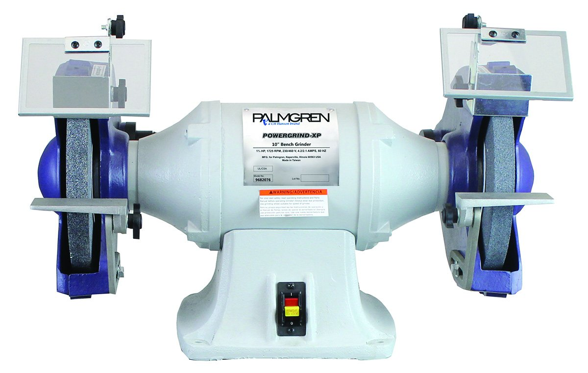Phenomenal Palmgren 10 1 5Hp 115 230V Grinder W Dust Collection Gmtry Best Dining Table And Chair Ideas Images Gmtryco