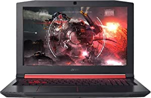 "2019 Acer Nitro 5 15.6"" FHD Gaming Laptop - Quad-core Intel i5-8300H, 16GB DDR4, NVIDIA GeForce GTX 1050 Ti with 4GB GDDR5, 256GB PCIe SSD, 1TB HDD, Backlit KBD, Shale Black"