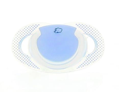 Bébé Confort juego de 2 chupetes Naturales Physio silicona azul ...