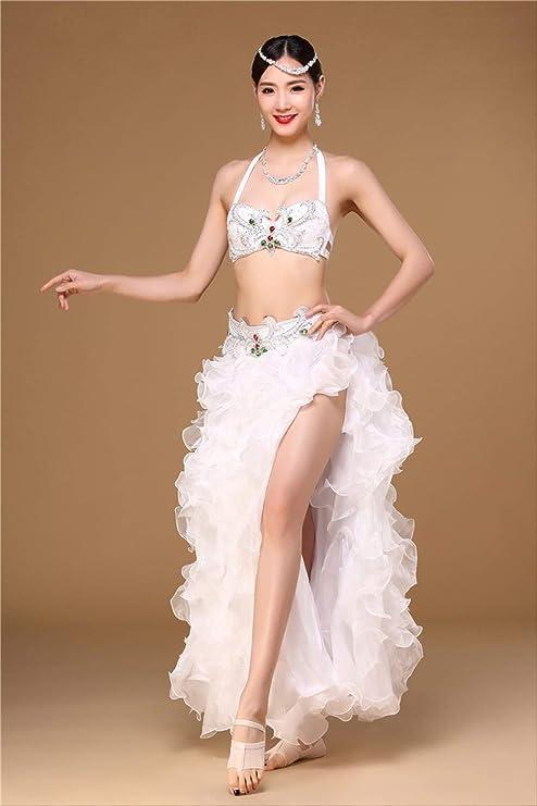 KLMWDDPWY Danza del Vientre Mujer ¡¡Nuevo!! Alto Grado De Las ...