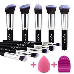 Beakey Essential Makeup Brush Kit