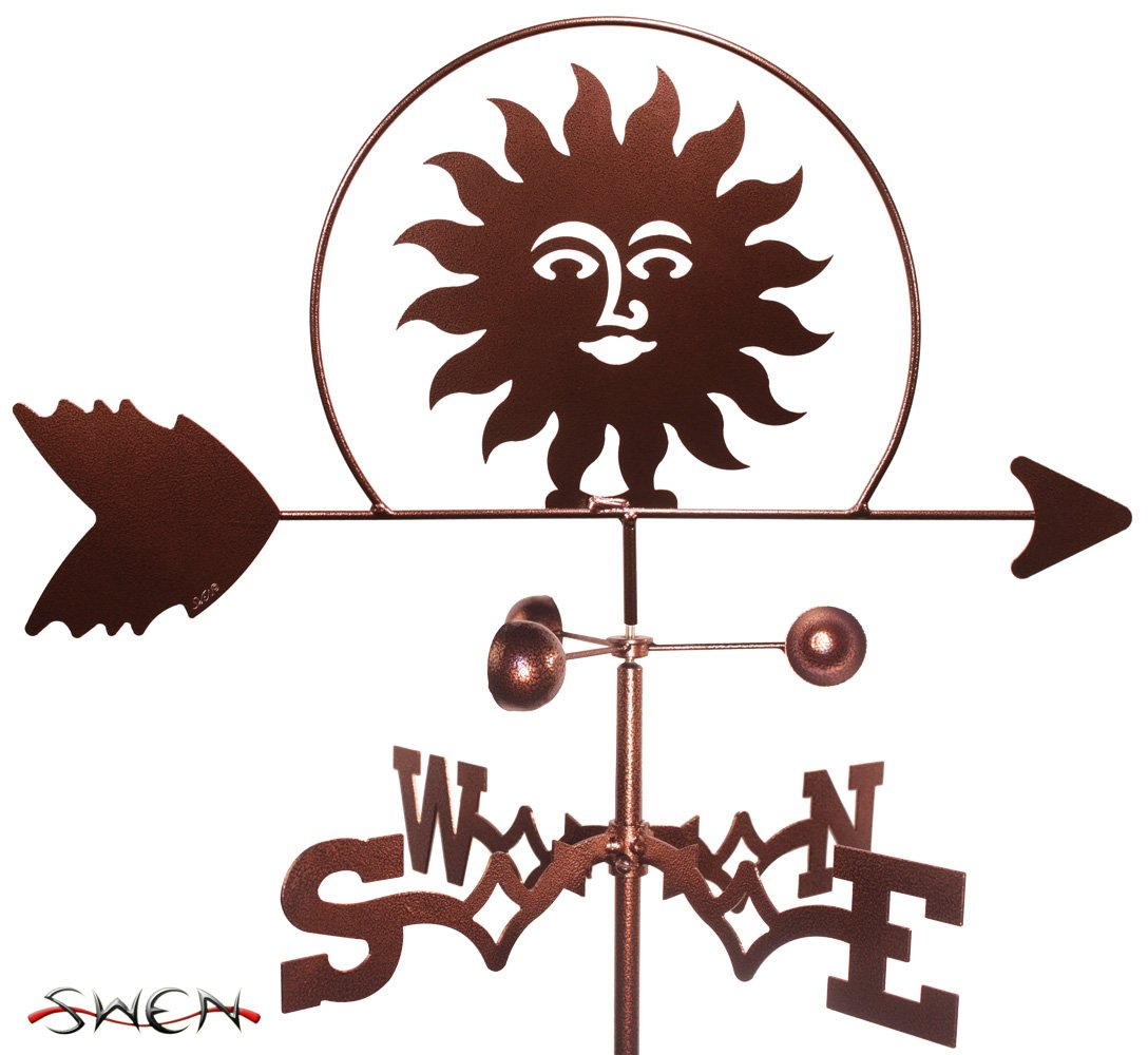 SWEN Products SOUTHWEST SUN Weathervane