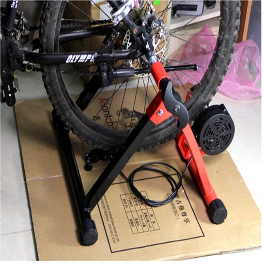 máquina de Carretera cinética Entrenador de bicicl Plataforma de Entrenamiento de Carretera de montaña con Control de Cable, Turbo Trainer, Entrenador de ...