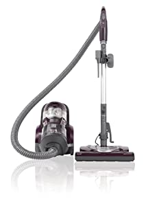 Kenmore (22614) Bagless Canister Lightweight Vacuum Cleaner, Purple