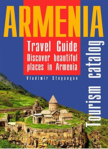 Armenia. Tourism catalog