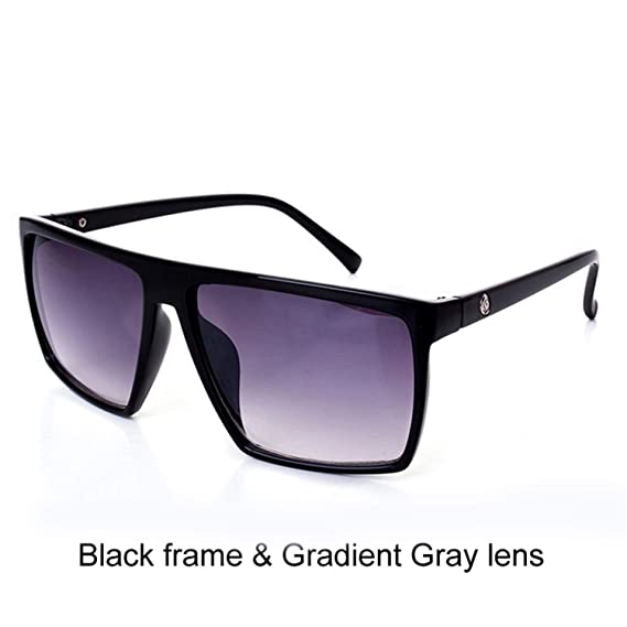Gafas, Gafas de sol, Square Sunglasses Men Brand Designer ...