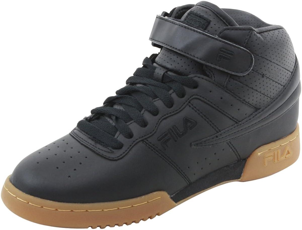 Fila Men's F-13 High-Top Sneakers Shoes