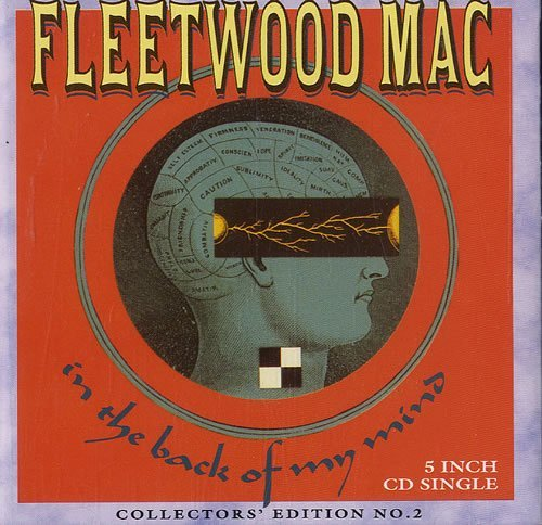 In The Back Of My Mind By Fleetwood Mac (1990-04-01) (Fleetwood Mac In The Back Of My Mind)