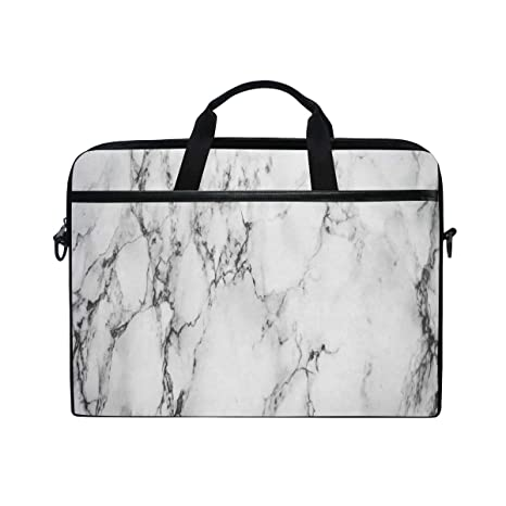 c87c45001009 Amazon.com: WXLIFE Abstract Black White Marble 13 13.3 14 Inch ...