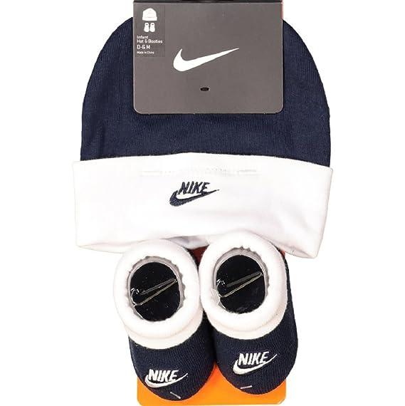 0b3c4ebdf1c01 Nike - Ensemble - Bébé (Fille) 0 à 24 Mois Bleu Bleu 0-6 Mois ...