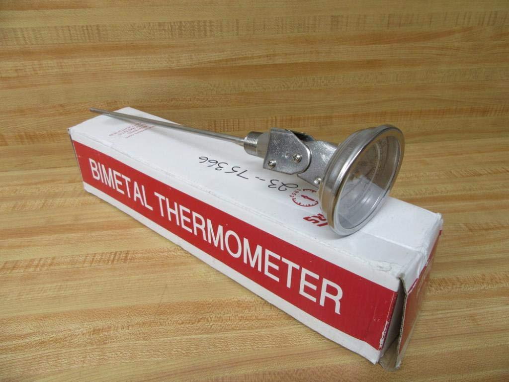 Winters TMB32120B9 Bimetal Thermometer